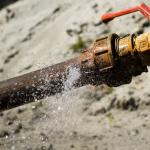 Vatten avstängning